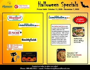 click here to open specials
